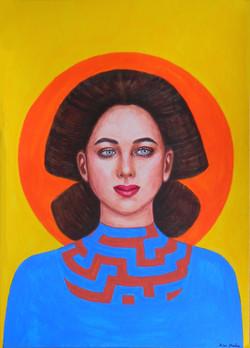 Kalani - Portrait imaginaire