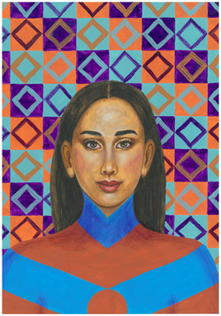 Mira - Portrait imaginaire