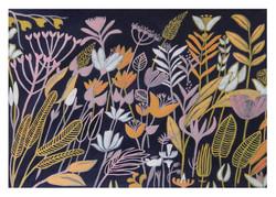 Fleurs en papillonnage