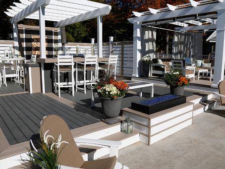 How do composite decks compare to wood decks?