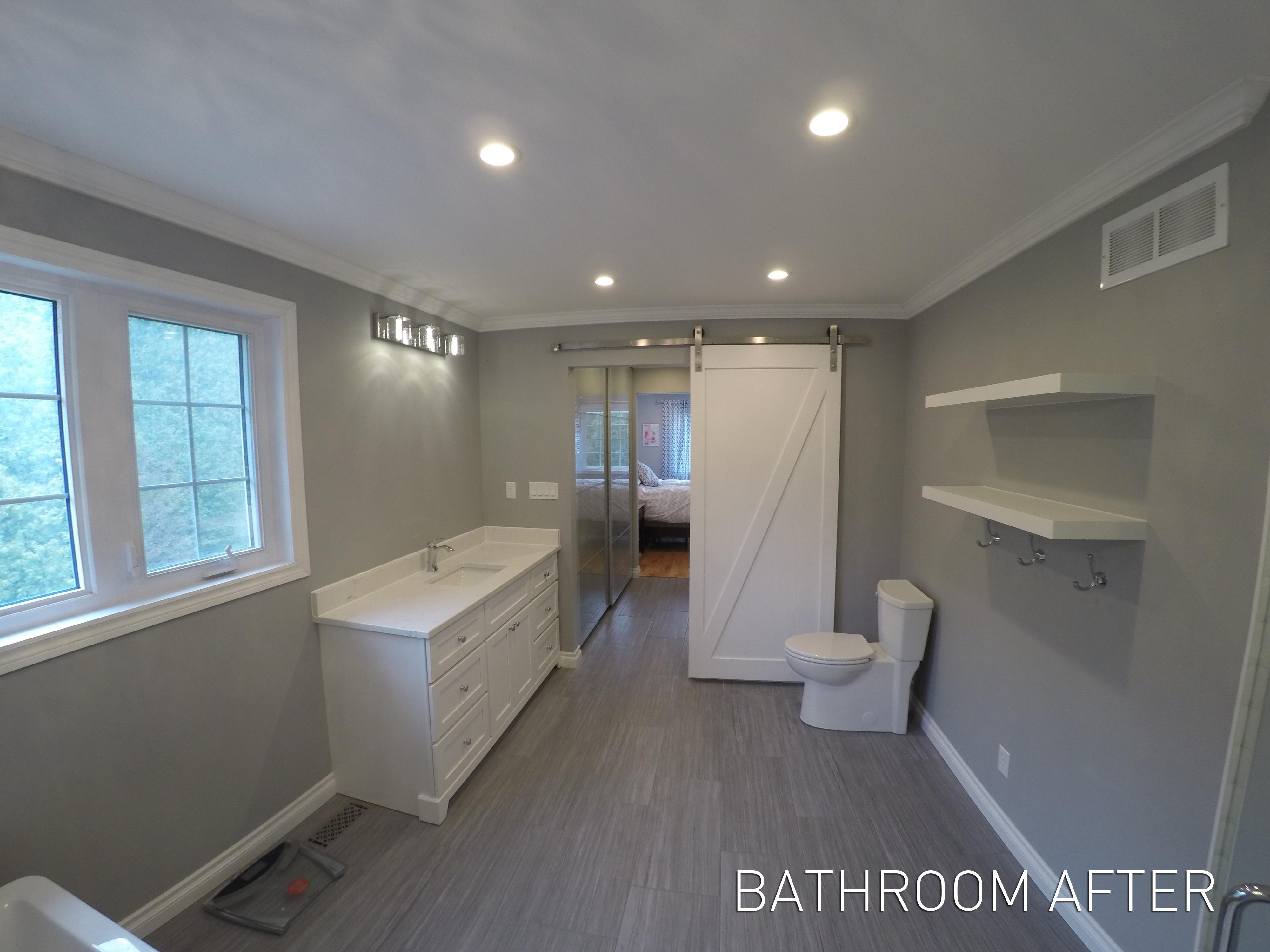 BroLaws Master Bathroom After 2