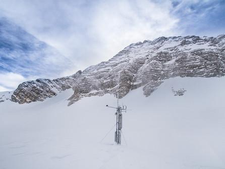 Stazione meteo Canin: report temperature anno 2020 e innevamento inverno 2020-2021