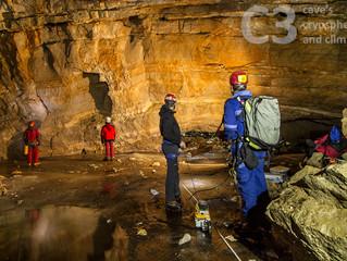 GPR survey in Paradana ice cave (Trnovski Gozd, Slovenia)