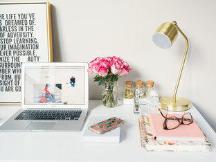 Home Office Happiness (10 Tips)