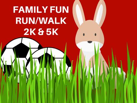 It's Fun Run Time!