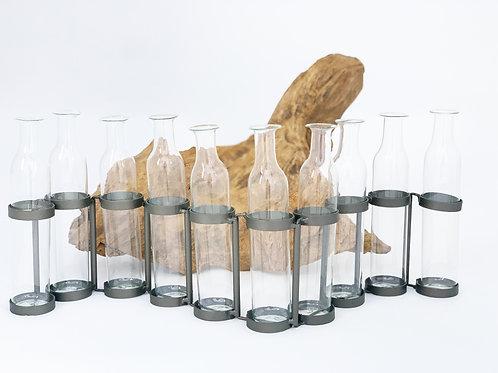 Glass Testtube Bud Vases