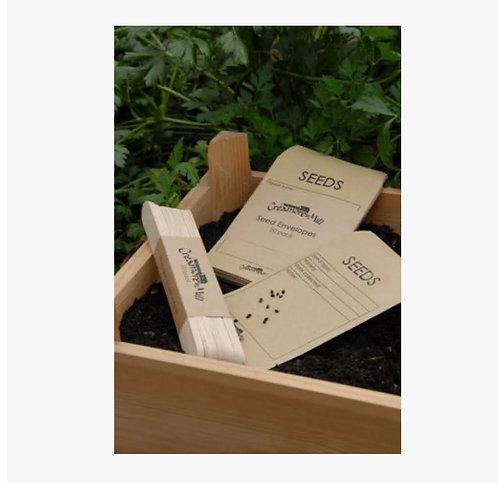 Seed Saving Envelopes