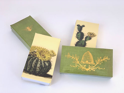 Honeybee or Cactus Matches