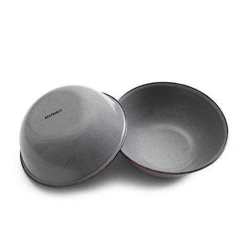 Enamel Picnic Bowls