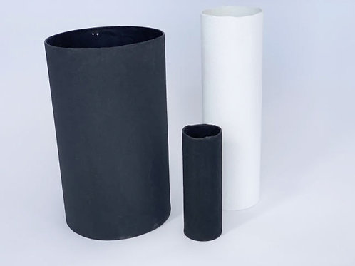 Recycled Paper Vases