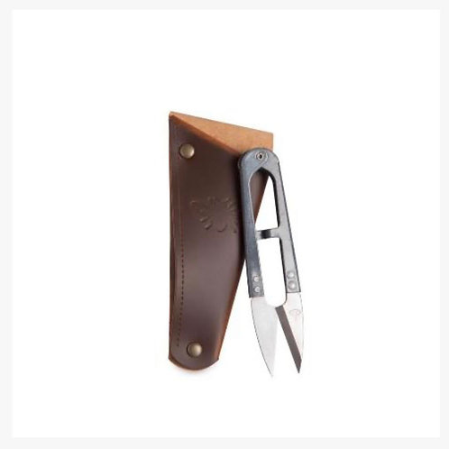Snips in Leather Pouch-back in stock Mid Nov.