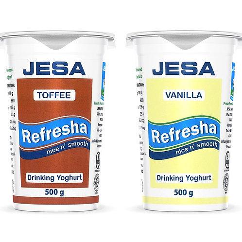 Jesa flavored Yoghurt