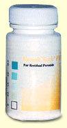 Residual Peroxide 100 Test strips-1 vial