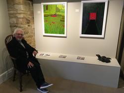 Bryan B Kelly at Brian Sinfield 2019