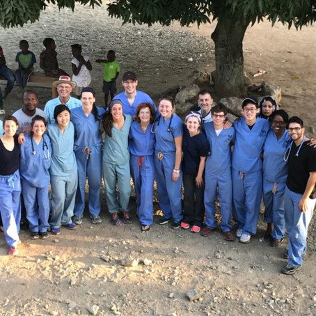 2017 UB Medical Mission