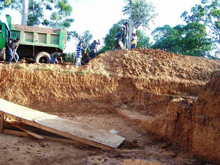 RESERVOIR CONSTRUCTION UPDATE