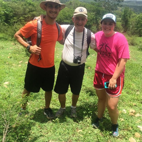 A Haitian Vacation by Greg & Katie