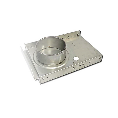 Stainless Air Seal Manual Blast Gate