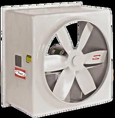 SERIES 59  Fiberglass Direct Drive Wall Ventilator