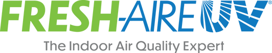 Fresh-Aire UV The Indoor Air Quality Expert Logo
