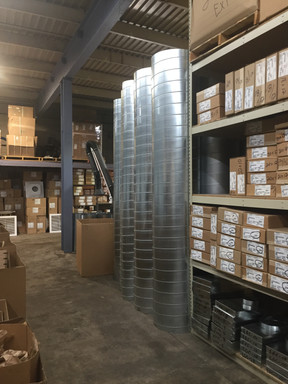 Air Design Inc. HVAC Warehouse Michigan