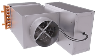 LMHS Single Duct Terminal Unit - KRUEGER HVAC