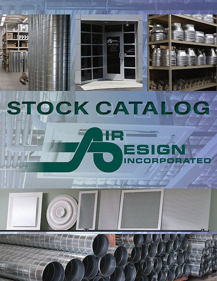 Air Design 2020 Stock Catalog