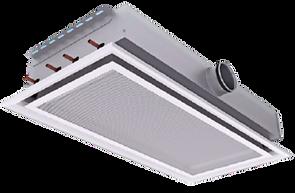 ABX Active 4-Way Discharge CHILLED BEAM - KRUEGER HVAC