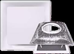 PLQLT Steel Diffuser - KRUEGER HVAC