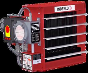 EXA Series Unit Heater - INDEECO ACCUTHERM HEATREX
