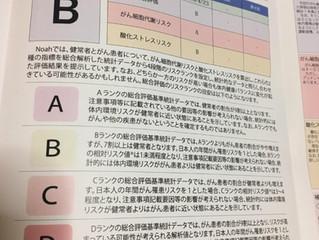 尿で分かるがんリスク診断!!