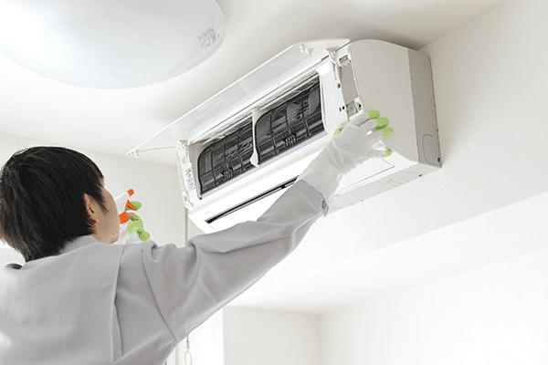 エアコンクリーニング・見積サービス