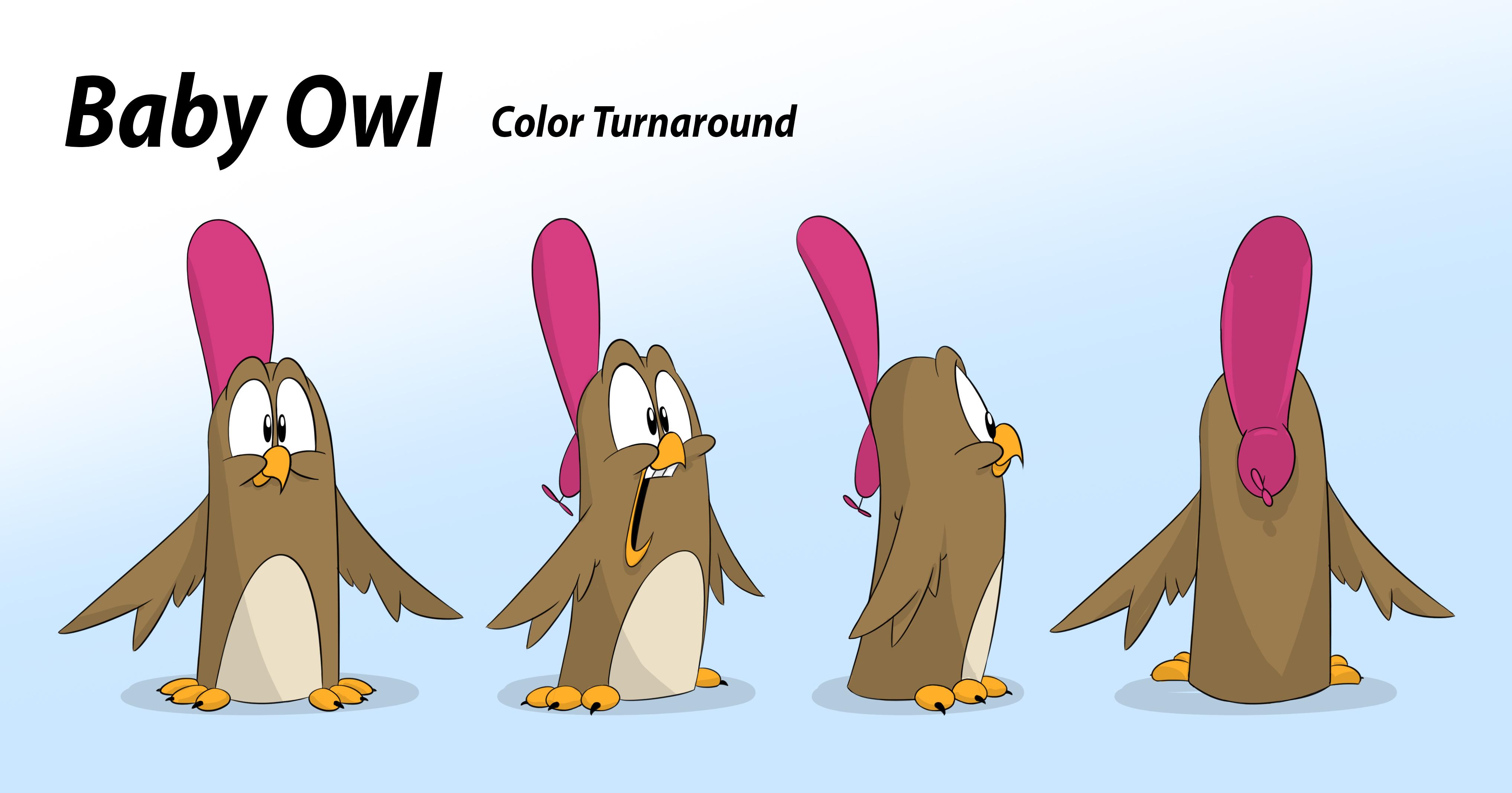 BabyOwl_ColorTurnaround
