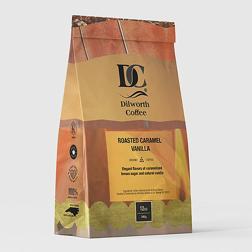 Roasted Caramel Vanilla