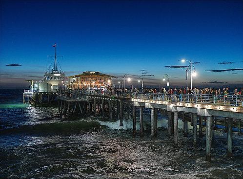 Santa Monica Pier, USA