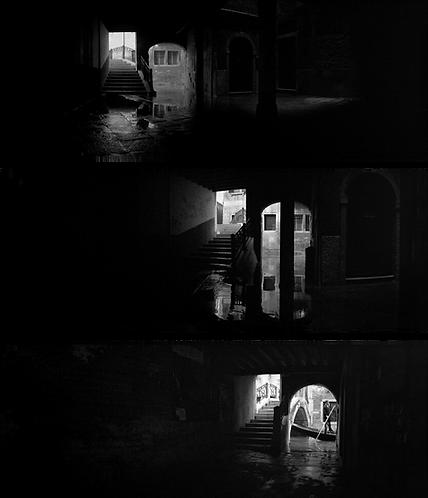 Hidden Venice (Tryptich)
