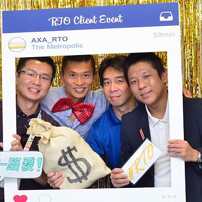 Investment Client Event - UOB
