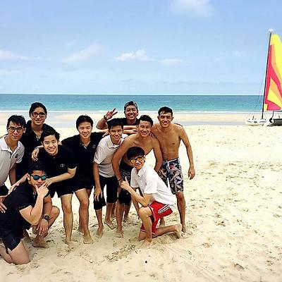 Bonding Trip - Club Med Bintan