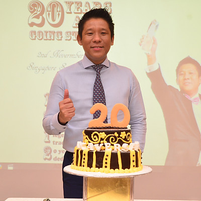Roland's 20th Anniversary