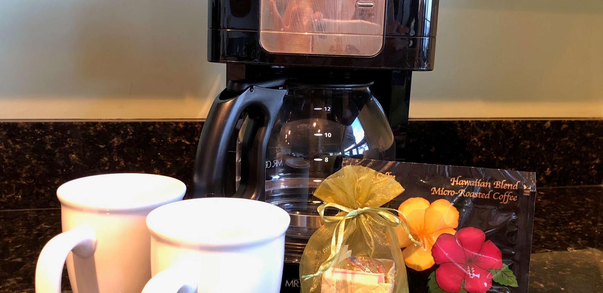Enjoy Morning Coffee
