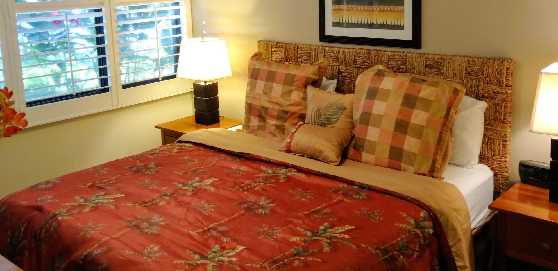 En-Suite Bedroom with King bed