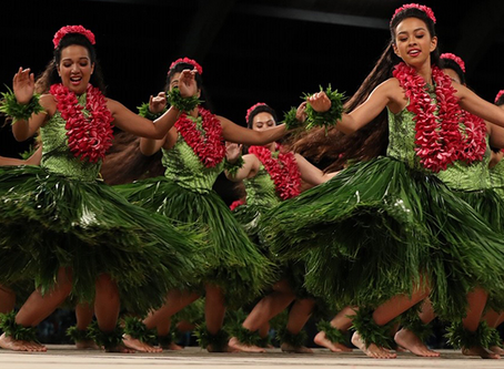 Celebrating Hula on Maui!