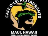 CAFE OʻLEI American/Pacific Rim