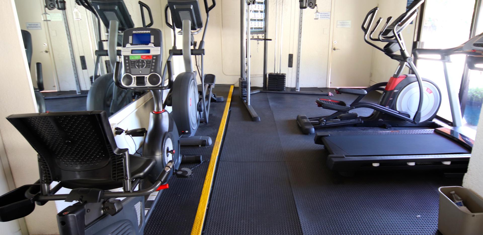 Kamaole Sands Gym