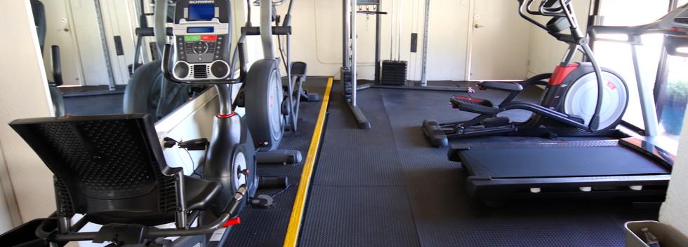 Kamaole Sands #7 Gym