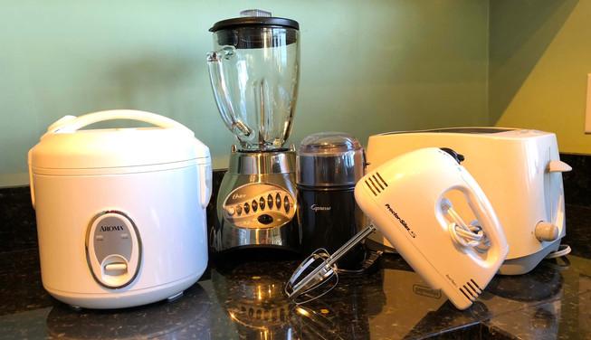 Wailea Ekolu #3 Kitchen Gadgets