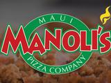 MANOLIʻS PIZZA CO. Italian/Pizza