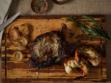 DUO AT FOUR SEASONS Steak/Seafood