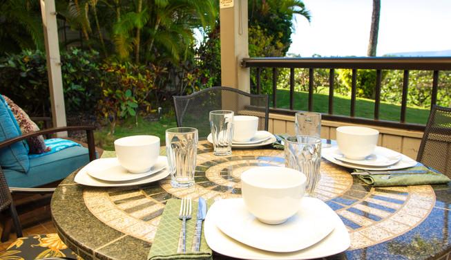 Lanai Dining