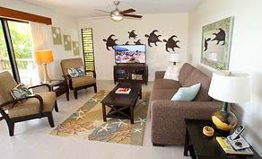 Wailea Ekolu #7 livingroom